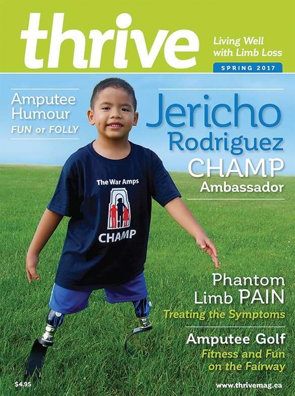 Thrive F/W Cover
