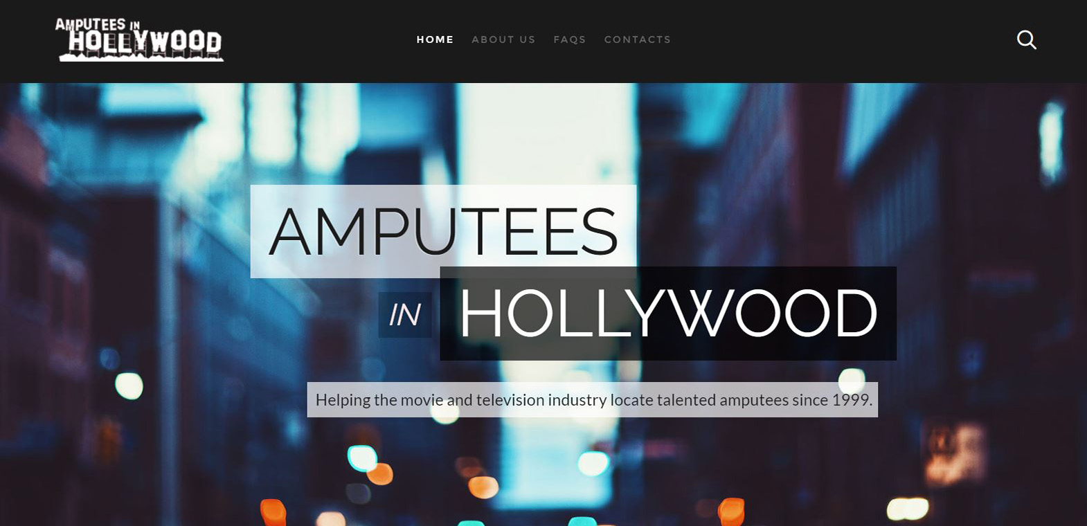 Amputees In Hollywood