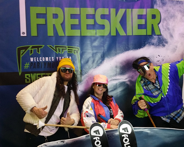 Freeskier Mag Pic - We're So Awesome